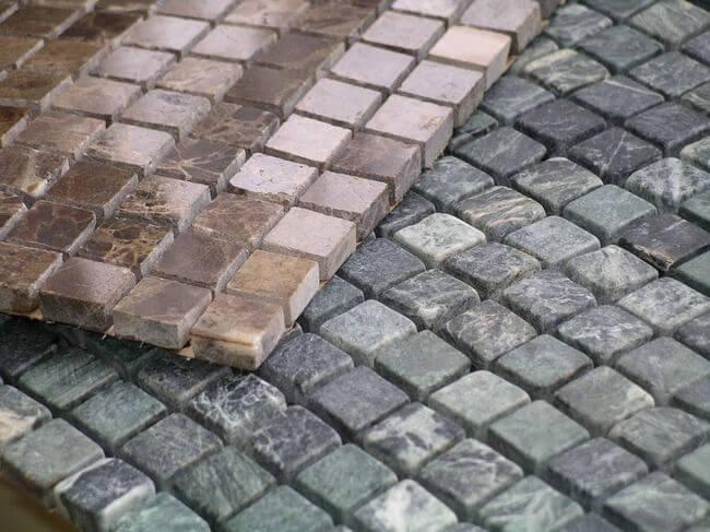 Плитка – мозаика