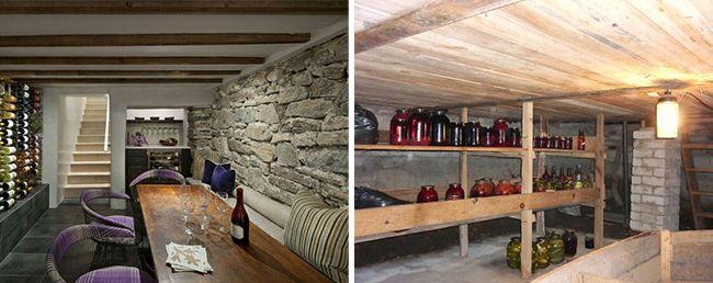 И тот и другой тип подвального помещения может быть очень полезен