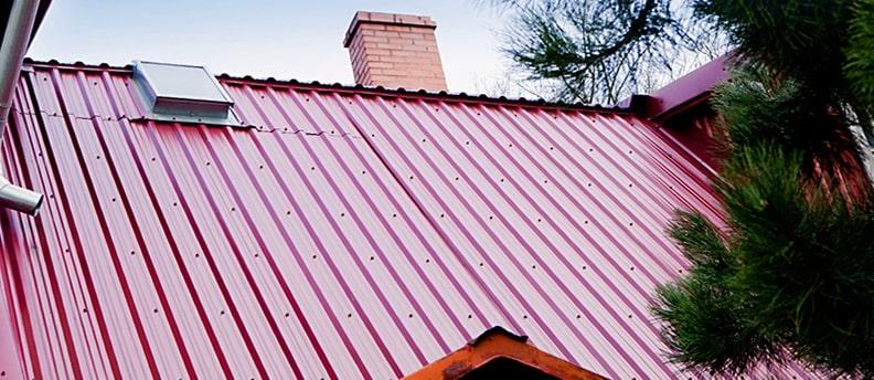 Какой профнастил выбрать для крыши дома: виды, толщина, размеры профлиста