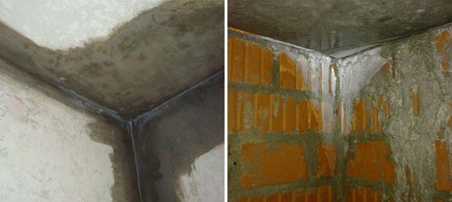 Конденсат и промерзание углов - это проблема как кирпичных, так и панельных домов