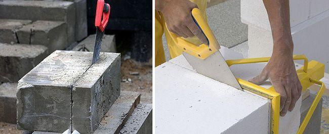 Блоки удобны в работе