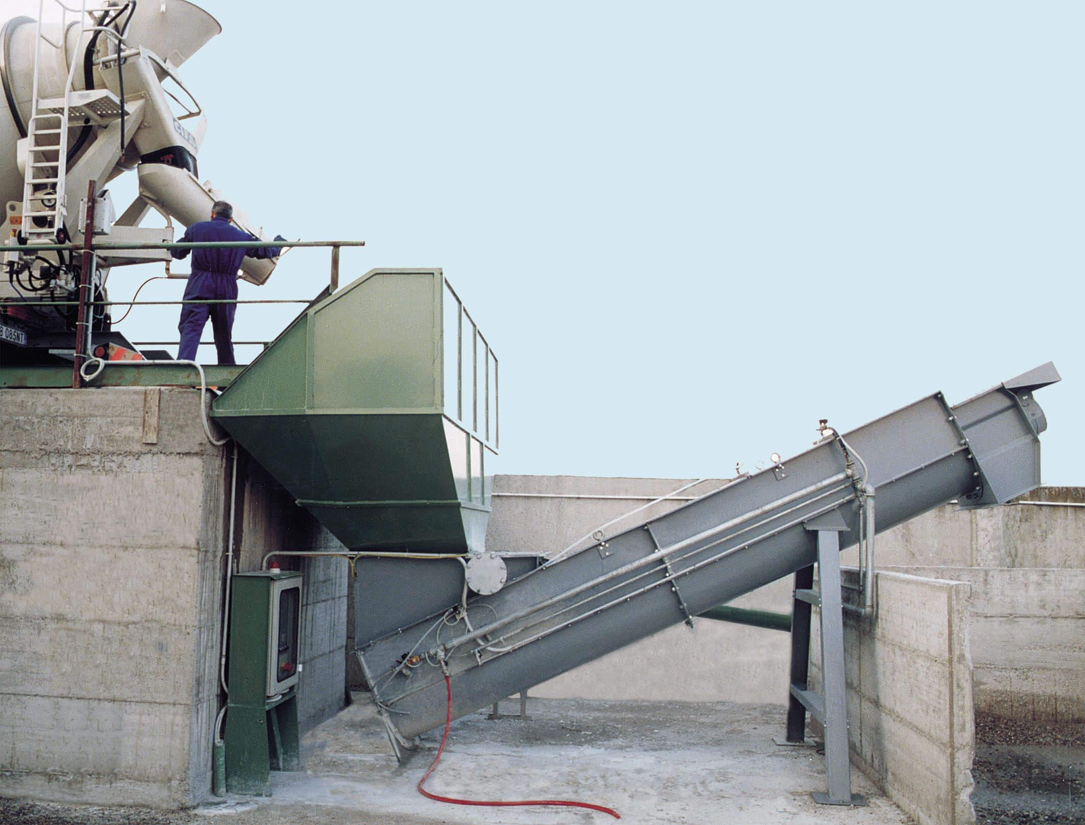 Рециклинг бетона