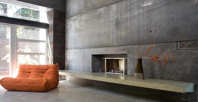 Декоративная штукатурка (арт-бетон)