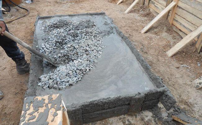 Самостоятельное изготовление бетона нужной марки