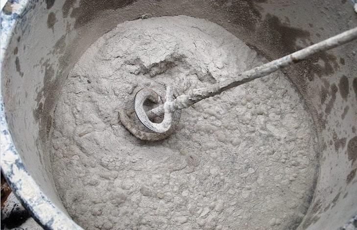 Зимний кладочный клей для газобетона