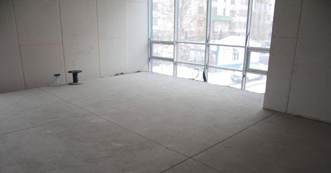 Температурные швы в бетонном полу