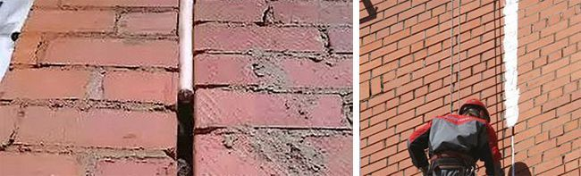 В строениях из кирпича обустраивают компенсационные швы