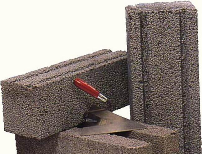 Блоки, изготовленные своими руками, не уступают промышленным