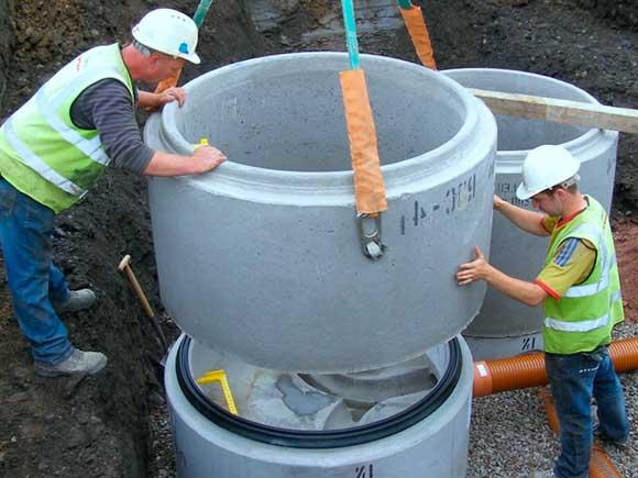 Устройство септика для канализации частного дома