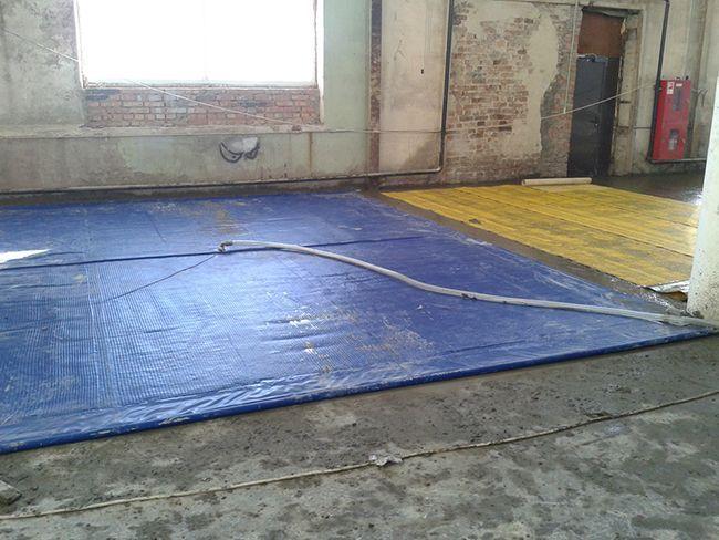 Вакуумирование бетона