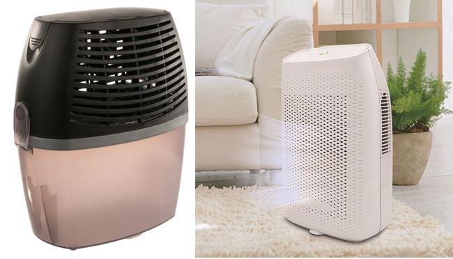 Осушитель воздуха позволяет создать нужный микроклимат