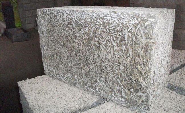 Технология изготовления блоков из арболита довольно проста