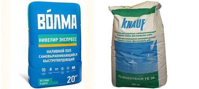 Сравниваем двух производителей: Волма и Кнауф